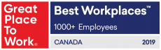 Best Workplaces - 1000+